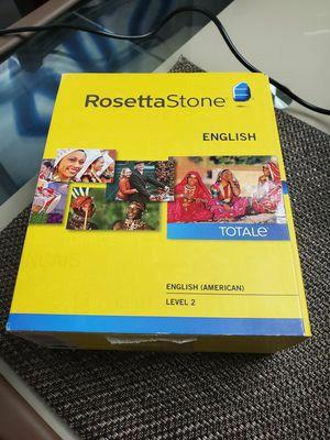 Rosetta Stone English, Spanish, French, Portuguese and more for Sale in Miami, FL