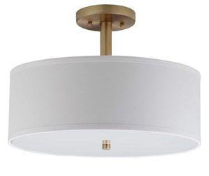 "16"" ceiling light fixture for Sale in Elkridge, MD"