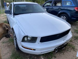 2005 Ford Mustang for Sale in Von Ormy, TX