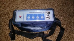 portable oxygen machine for Sale in Indianapolis, IN