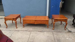 Coffee and end tables for Sale in Forest Park, GA