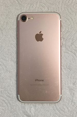 IPhone 7 Unlocked to All Carriers for Sale in Mount Rainier, MD