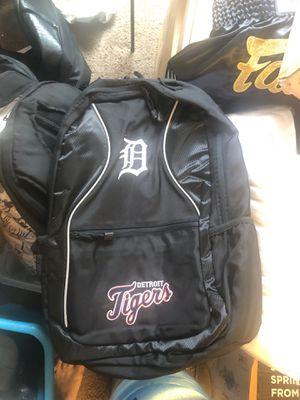 Detroit tigers backpack for Sale in Las Vegas, NV