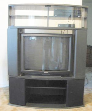 TV Entertainment Cabinet, Contemporary for Sale in Temple City, CA