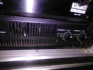 QSC MRX 2450 power amplifier for Sale in Sunrise, FL