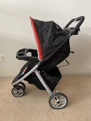 Graco Pace Travel System Stroller with Snugride 30 for Sale in Katy, TX
