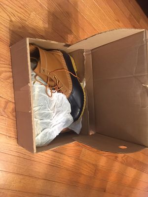 LL BEAN Ladies Bean Boots, 11 W, Brand New for Sale in Woodruff, SC