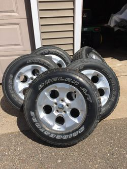 Jeep Wrangler Wheels and Tires for Sale in Nisswa,  MN