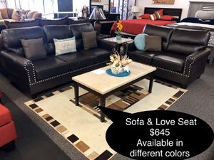 Brand new sofa and love seat for Sale in Fresno, CA