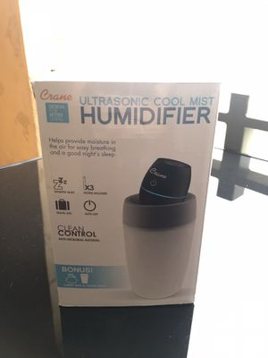 Small Travel Humidifier for Sale in Scottsdale, AZ