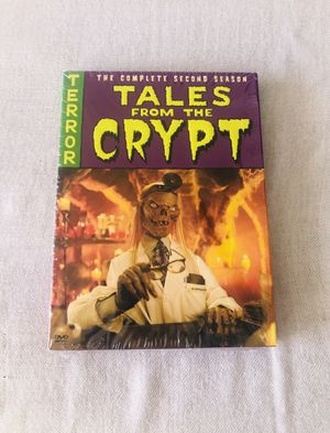 Tales from the Crypt Season 2 Terror Tales 3 DVDs Movie Set for Sale in El Cajon, CA