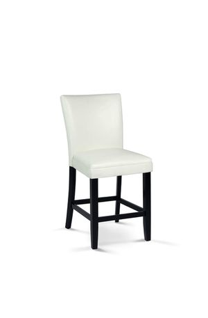 White Counter Height Chair - Set of 4 for Sale in Silver Spring, MD