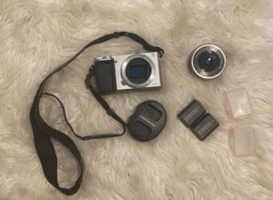 Sony a6000 for Sale in Montclair, CA