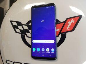 Unlocked Black Samsung Galaxy S9 64 GB for Sale in Port St. Lucie, FL