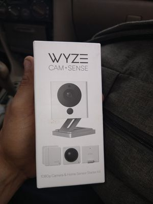 Wyze cam + sensor for Sale in City of Industry, CA