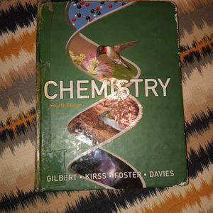 Chemistry Book Fourth Edition for Sale in Fairfax, VA