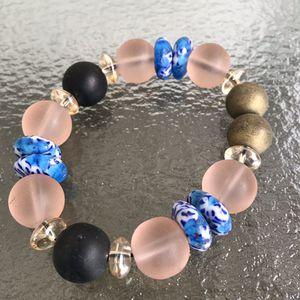 African Glass Beads Bracelet for Sale in Portsmouth, VA