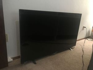 vizio uhd 4k tv 55 inch with dent for Sale in Seattle, WA