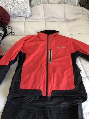 Polaris Snowmobile Jacket - like new condition for Sale in Hermosa Beach, CA