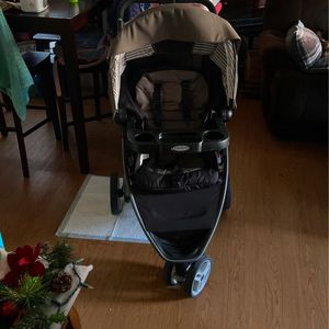 Graco Baby Stroller In Good Condition for Sale in Rancho Cucamonga, CA