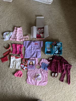 Original American Girl Accessories for Sale in Kissimmee, FL