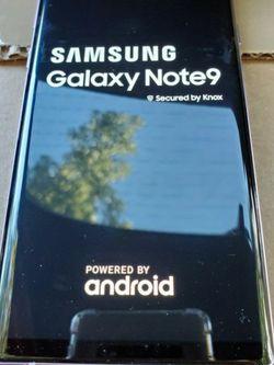 Unlocked Samsung Galaxy note 9 Purple 64GB fantastic condition for Sale in Miami,  FL
