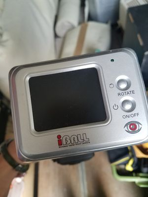 iBall Trailer Hitch Camera for Sale in Bend, OR
