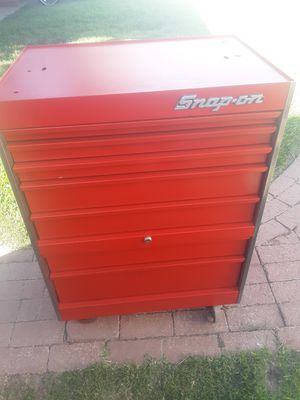 Snap on toolbox for Sale in Riverside, CA