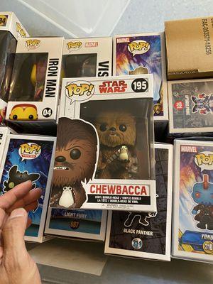 Funko POP Chewbacca (#195) for Sale in Seattle, WA