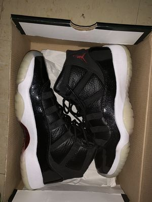 Jordan Retro 11 72-10 GS Size 6.5y PRICE NEGOTIABLE for Sale in Forest Hills, TN