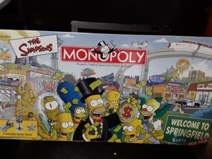Board game monopoly for Sale in North Providence, RI