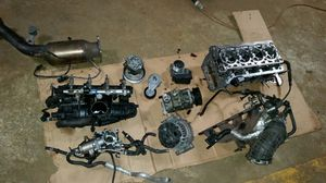2009 2010 2011 2012 Audi a4 2.0 tfsi engine parts for Sale in Chicago, IL