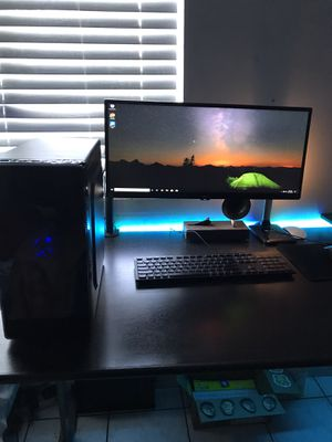 Gaming PC Bundle for Sale in Garden Grove, CA