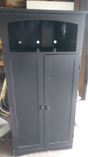 Computer/Entertainment cabinet for Sale in Salem, OR