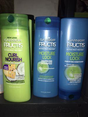 Garnier Fructis Shampoo & Conditioner for Sale in Norwalk, CA