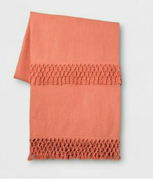 Macrame Bed Throw Blanket - Opalhouse from Target for Sale in Peoria, AZ
