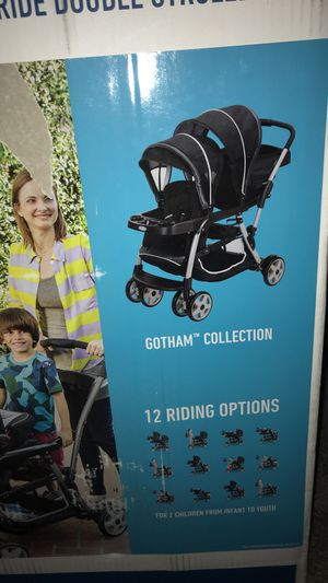 Graco double stroller for Sale in Apple Valley, MN