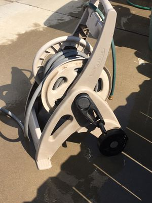 Hose reel cart for Sale in Ceres, CA