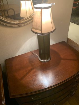 Nice accent lamp for Sale in Mesa, AZ
