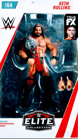 New WWE Elite Collection Seth Rollins Action Figure. for Sale in Apopka, FL