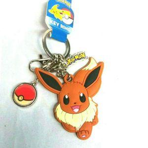 Pokemon Eevee Keychain Key Ring for Sale in San Bernardino, CA