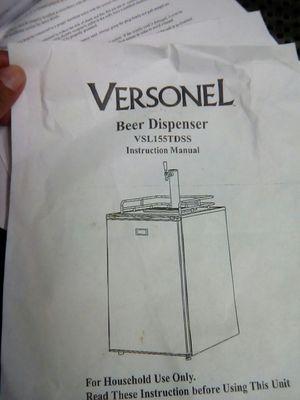 Versonel VSL155DSS. Beer Dispenser for Sale in Sanger, CA