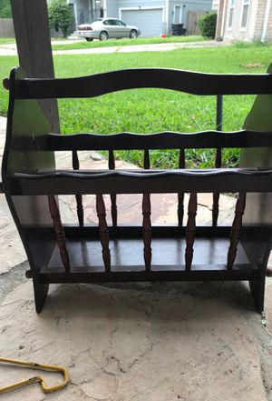 Magazine rack for Sale in Huffman, TX