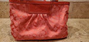 Coach purse/satchel/tote for Sale in Auburn, WA