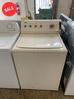 💎💎💎Delivery Available Kenmore Washer Beige #1442💎💎💎 for Sale in Baltimore, MD
