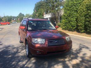 2007 subaru forester 2.5 non turbo for Sale in Charlotte, NC