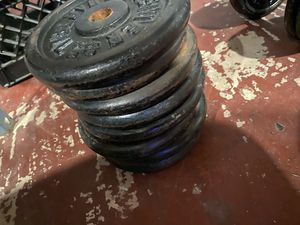 80Lbs of weights for Sale in Satellite Beach, FL