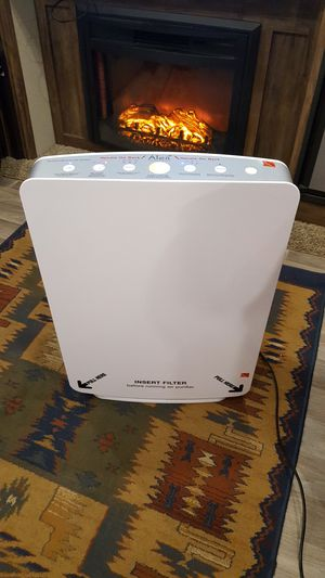 Alen BreatheSmart Air Purifier with HEPA-Pure Filter for Allergies and Dust for Sale in Chelan, WA