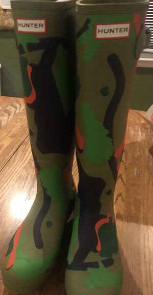 Hunters rain boots for Sale in Florissant, MO