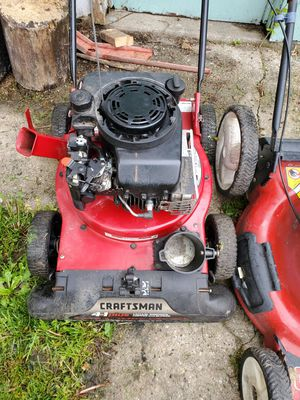 Craftman blower and toro for parts for Sale in Joliet, IL